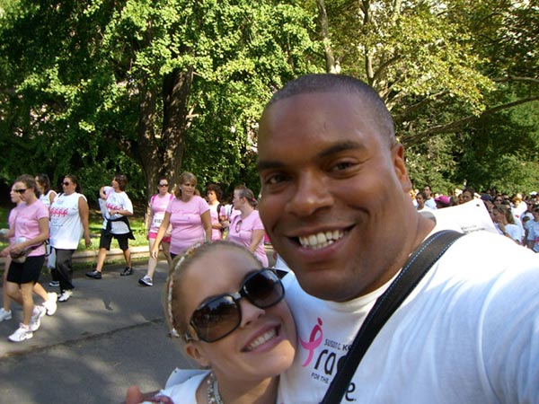 Susan G. Komen – Race for the Cure