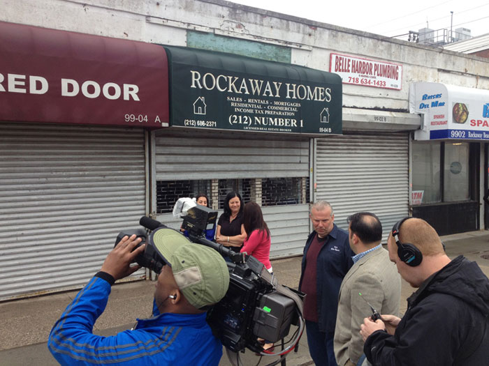 Extra's Superstorm Sandy Recovery Plan – Helping the Rockaways