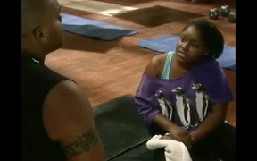 OLTL - Shaun & Destiny Gym